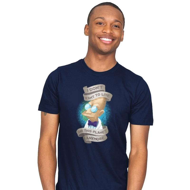 Not This Planet - Mens - T-Shirts - RIPT Apparel