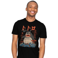 The Neighbor's Attack - Mens - T-Shirts - RIPT Apparel