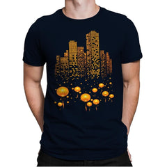 Lantern City - Mens Premium - T-Shirts - RIPT Apparel