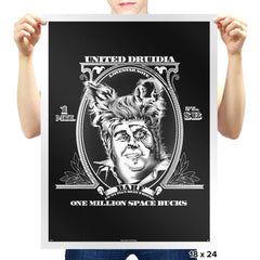Barfamillion   - Prints - Posters - RIPT Apparel
