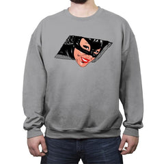 Ceiling Woman - Crew Neck Sweatshirt - Crew Neck Sweatshirt - RIPT Apparel