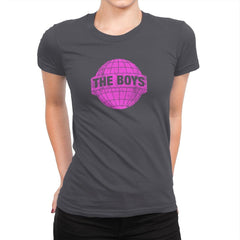 Boys World - Womens Premium - T-Shirts - RIPT Apparel