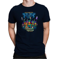 The Trans-Dimensional Turtles Exclusive - Mens Premium - T-Shirts - RIPT Apparel