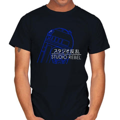 Studio Rebel - Mens - T-Shirts - RIPT Apparel