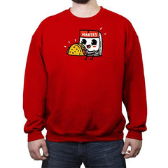 Taco Tuesday Special - Crew Neck Sweatshirt - Crew Neck Sweatshirt - RIPT Apparel