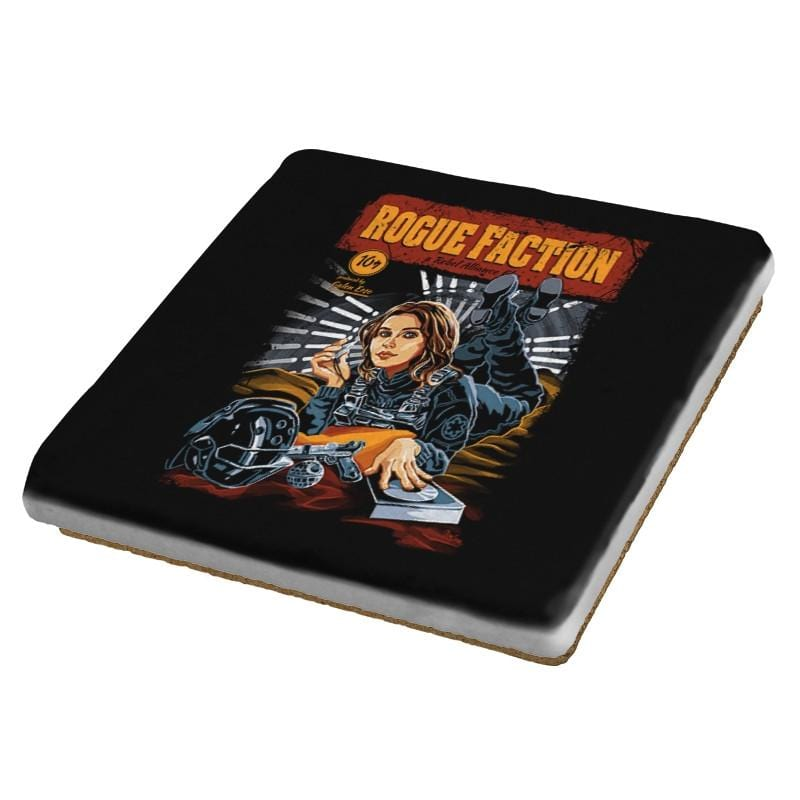 Rogue Faction Exclusive - Coasters - Coasters - RIPT Apparel