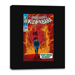 The Unbreakable Kuwabara - Canvas Wraps - Canvas Wraps - RIPT Apparel
