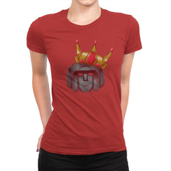 King Scream - Womens Premium - T-Shirts - RIPT Apparel