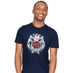 Forest Spirit Protector - Graffitees - Mens - T-Shirts - RIPT Apparel