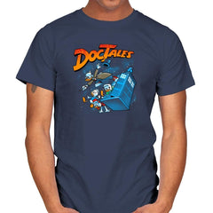 DocTales Exclusive - Mens - T-Shirts - RIPT Apparel