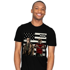 We're Nightmare - Mens - T-Shirts - RIPT Apparel