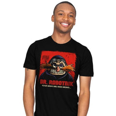 Mr Robotnik - Mens - T-Shirts - RIPT Apparel