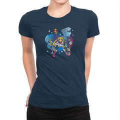 Scout Pilgrim Exclusive - Womens Premium - T-Shirts - RIPT Apparel