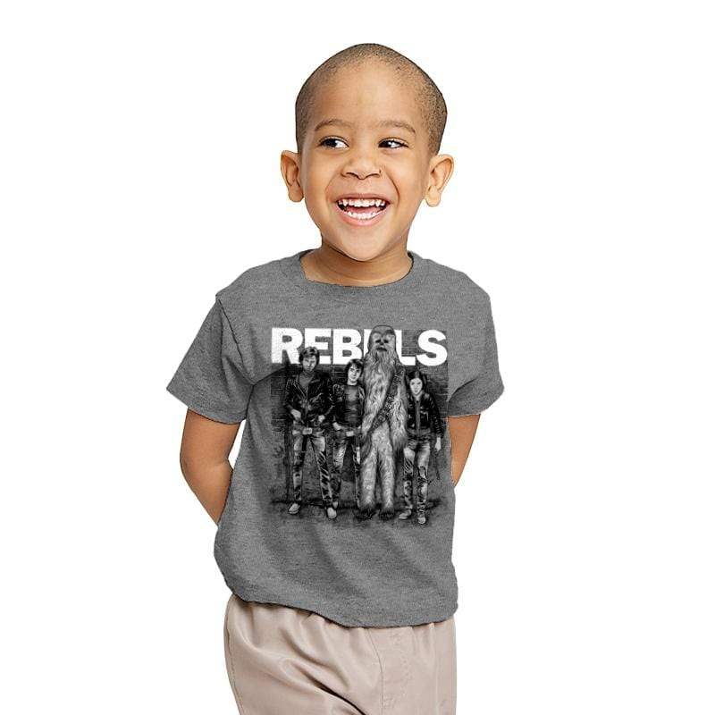 Rebels - Youth - T-Shirts - RIPT Apparel
