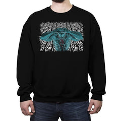 Psybiotepath - Crew Neck Sweatshirt - Crew Neck Sweatshirt - RIPT Apparel