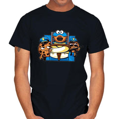 Cookie Devourer - Mens - T-Shirts - RIPT Apparel