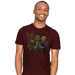 Panther Trio - Mens - T-Shirts - RIPT Apparel