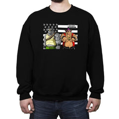 Henchmen Forever Reprint - Crew Neck Sweatshirt - Crew Neck Sweatshirt - RIPT Apparel