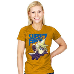 Super Fantasy 7 - Womens - T-Shirts - RIPT Apparel