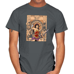 Raider of the Lost Amazon Exclusive - Mens - T-Shirts - RIPT Apparel