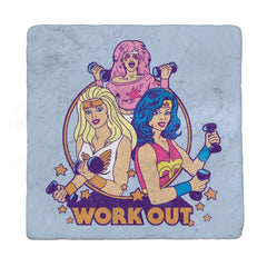 Work Out - Coasters - Coasters - RIPT Apparel
