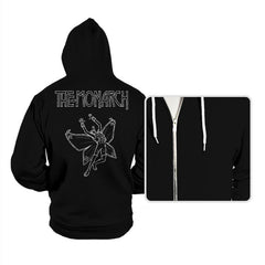 Monarch Zeppelin - Hoodies - Hoodies - RIPT Apparel