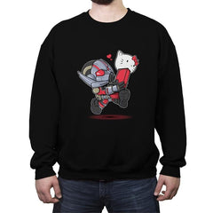 ANT BROS - Crew Neck Sweatshirt - Crew Neck Sweatshirt - RIPT Apparel