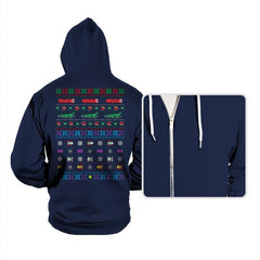Frogs, Logs & Automobiles - Hoodies - Hoodies - RIPT Apparel