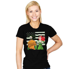 Aquania - Womens - T-Shirts - RIPT Apparel