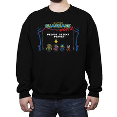 Super Guardians 2 - Crew Neck Sweatshirt - Crew Neck Sweatshirt - RIPT Apparel