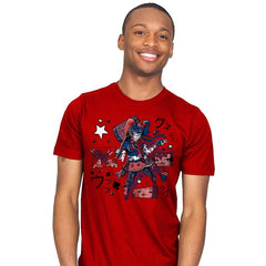 Harajuku Harley Exclusive - Mens - T-Shirts - RIPT Apparel
