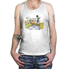 Looking for adventure  - Tanktop - Tanktop - RIPT Apparel