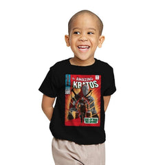 The Amazing Spartan - Youth - T-Shirts - RIPT Apparel