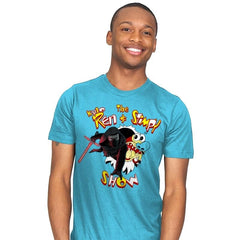 K. Ren and Stimpy Reprint - Mens - T-Shirts - RIPT Apparel