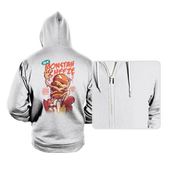 Monstah Cheeze - Hoodies - Hoodies - RIPT Apparel