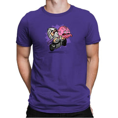 Dimension X Bros. Exclusive - Mens Premium - T-Shirts - RIPT Apparel