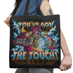 You've got the Touch! Exclusive - Tote Bag - Tote Bag - RIPT Apparel