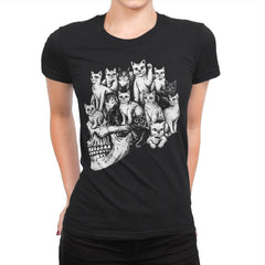 Lucky 13 - Womens Premium - T-Shirts - RIPT Apparel
