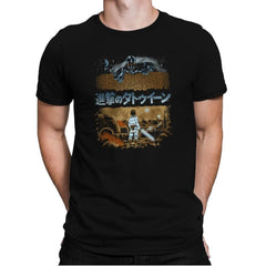 Attack on Tatooine Exclusive - Mens Premium - T-Shirts - RIPT Apparel
