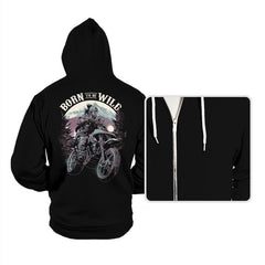 Born To Be Wild - Hoodies - Hoodies - RIPT Apparel