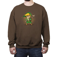 Cartridge of Time Reprint - Crew Neck Sweatshirt - Crew Neck Sweatshirt - RIPT Apparel