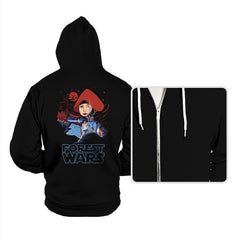 Forest Wars - Hoodies - Hoodies - RIPT Apparel