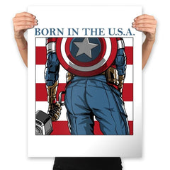 Americas Ass - Prints - Posters - RIPT Apparel