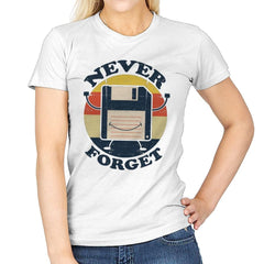 Never Forget Me - Womens - T-Shirts - RIPT Apparel