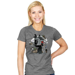 Dark Side Club - Womens - T-Shirts - RIPT Apparel