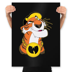 Tigerstyle - Prints - Posters - RIPT Apparel