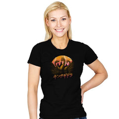 Rad Gravity Beams - Womens - T-Shirts - RIPT Apparel