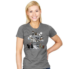 Light Side Club - Womens - T-Shirts - RIPT Apparel