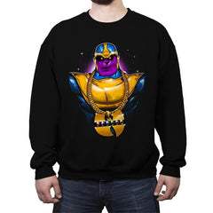 Protect Ya Stones - Crew Neck Sweatshirt - Crew Neck Sweatshirt - RIPT Apparel