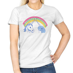Rainbow Connection - Womens - T-Shirts - RIPT Apparel